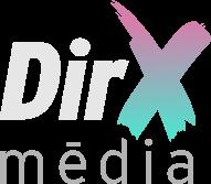 Logo DirXmédia - Évènement en ligne ou en direct